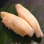 宅配寿司 白みる貝