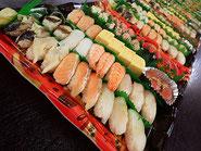寿司 出前 足立区
