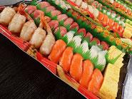 品川区 大井 宅配寿司