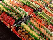 江東区 年末年始 宅配寿司