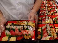 美味しい寿司の出前 台東区 秋葉原