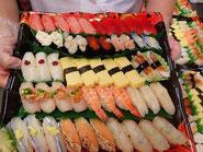 出前館 渋谷区 宅配寿司