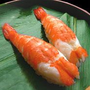宅配寿司 蒸し海老