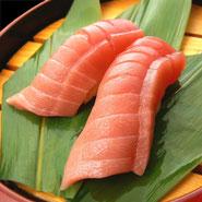 中とろ 黒酢の寿司京山
