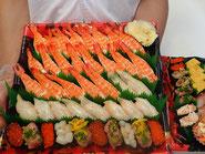 新宿区 寿司 出前 宅配寿司
