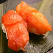 宅配寿司 つぶ貝のヒモ