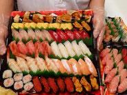 中央区 佃 寿司 出前