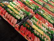 港区虎ノ門に美味しいお寿司を出前します