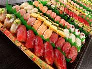 新宿区 四谷 寿司 出前