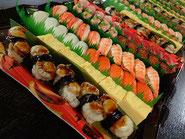 新宿区 年末年始 宅配寿司