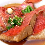 金目鯛 宅配寿司 出前