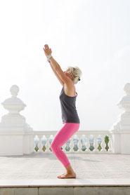 Mach doch mal Yoga mit Yogatouch!