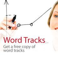 Free word tracks