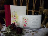 Hochzeit Blumen rosa pink