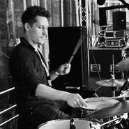 dmp school - Coach für Drums - Schlagzeuglehrer - Vinzent Kusche