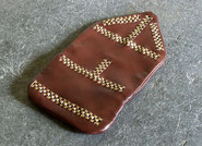 Geldbörse Birka Grab 904 aussen