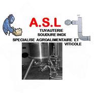 logo société Alsace-soudre-laureaux ASL