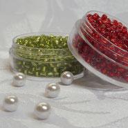 Perlen für Goldstickerei, Perlen für Klosterarbeiten, Perlen für Schmuckherstellung,