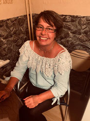 Manuela Blanke - pädagogische Mitarbeiterin