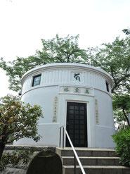 萬霊塔の写真