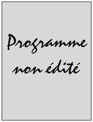 Programme  PSG-Beauvais  2001-02