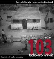 103 Aniversario de la Revolución Mexicana