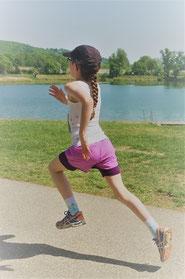 Leichtathletik Diabetes Laufen Sprint Laufsport Marathon Leistungssport Dreikampf Wettkampf
