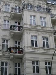 Fassadensanierung in Berlin Charlottenburg
