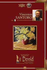 """Pag. 49 del Catalogo  del Premio """" Il David di Bernini """" 2015"""