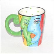 Mug -Diffentes couleurs
