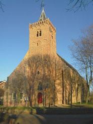 Oude Ursulakerk - Warmenhuizen
