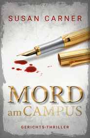 Cover Mord am Campus