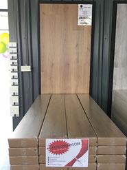 Natuur eiken 6mm laminaat + GRATIS Ondervloer van €3,95 p/m²