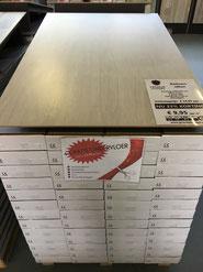 Zwitserse Eiken 7mm laminaat + GRATIS Ondervloer van €3,95 p/m²