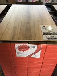Natuur eiken 2V 7mm laminaat premium floors + GRATIS Ondervloer t.w.v. €3,95 p/m²