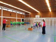 Handball Grundschul-Aktionstag