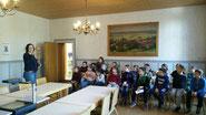 Besuch Rathaus Kl. 3
