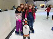 Eishalle Klasse 3 und 4