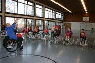 Behindertensport BBS