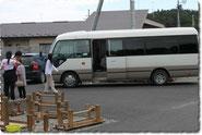 買物バス運行(南三陸号)