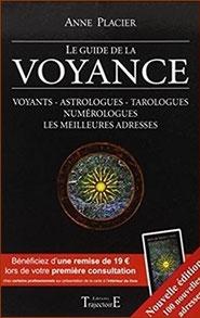 Le Guide de la voyance de Anne Placier
