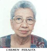 Carmen Peralta de Gómez
