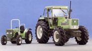 Fiat Traktoren als Agrifull und umgekehrt