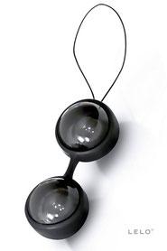 Liebeskugeln von Lelo in schwarz