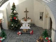 Dezember - Weihnachten in der Kolumbankirche