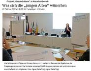 Artikel in der Rheinischen Post am 19.10.2020
