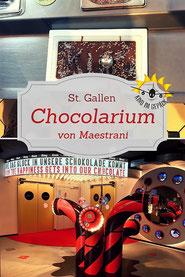 Maestranis Chocolarium Besuch.