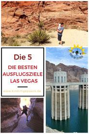 Ausflugsziele um Las Vegas mit kindern.
