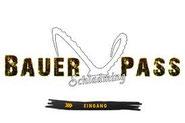 Um auf die Seite Bauer Pass zu kommen, klicken Sie auf das Logo