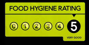 Nicola Knight Cakes - 5 Food Hygiene Rating